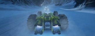 Neuer Action-Racer für PC, PS4, Xbox One und Switch angekündigt