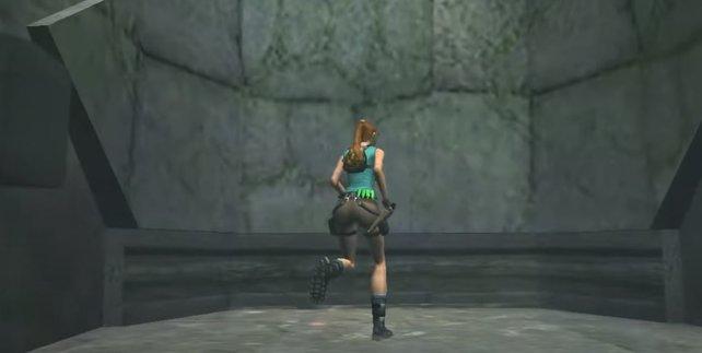 """Nach 14 Jahren ist ein verschollenes """"Tomb Raider""""-Spiel wieder aufgetaucht. Nicht nur das, ihr könnt es jetzt sogar kostenlos spielen."""