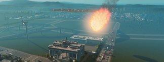 Cities - Skylines: Youtuber erschafft virtuellen Katastrophenfilm