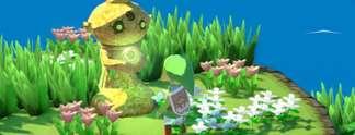 Wahr oder falsch? #174: Kommen Pikmin in The Legend of Zelda - The Wind Waker vor?