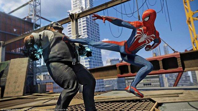 Mit PS Now könnt ihr auf über 650 PS4-, PS3- und PS2-Spiele zugreifen. Neuerdings gehört auch Spider-Man dazu.