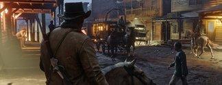 Red Dead Online: Rockstar Games sorgt für Weihnachtsstimmung