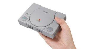 Sony kündigt die PlayStation Classic an