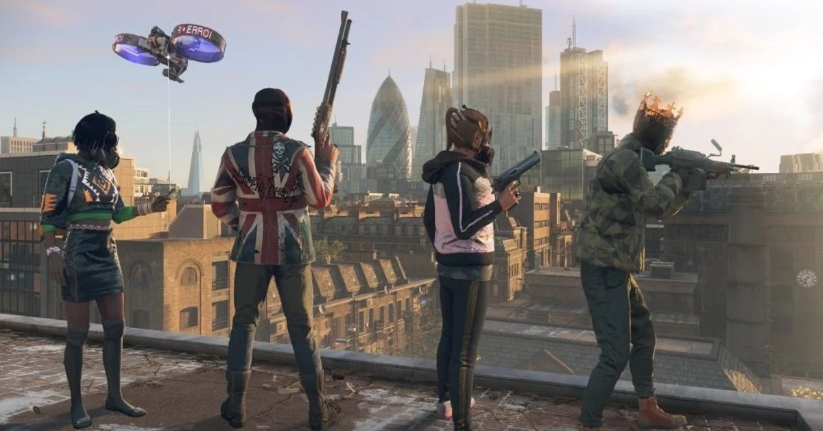 Watch Dogs: Legion | Give me a Brexit