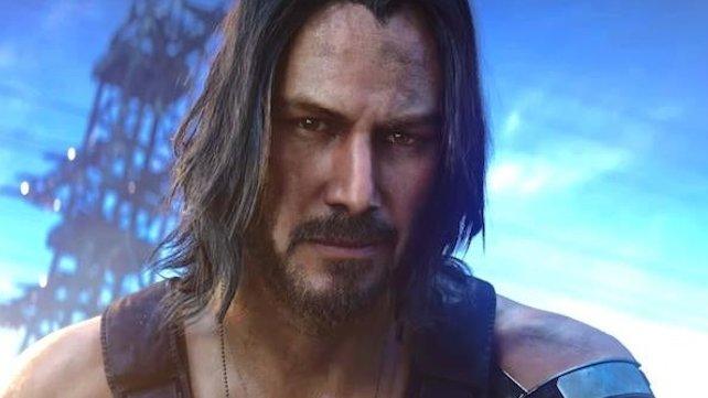 Keanu Reeves ist Johnny Silverhand in Cyberpunk 2077.