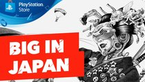 Spiele-Hits aus Japan stark reduziert