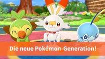 Neue Region, neue Pokémon, neue Regeln!
