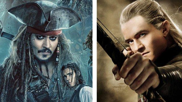 Filmplakate wie Spiele-Cover