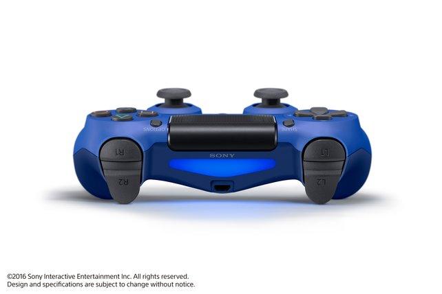 Der PS4-Controller kann nicht nur in verschiedenen Farben gekauft werden, man kann auch die LED-Farbe ändern - mit einem kleinen Trick.