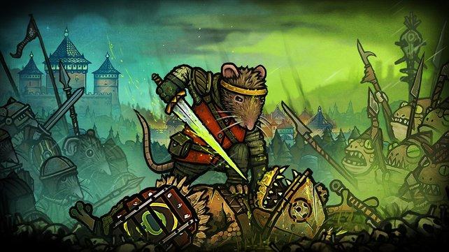 Stirb, du Kröte! – Tails of Iron mag auf den ersten Blick wie ein Märchen aussehen, kann aber ganz schnell sehr blutige Saiten aufziehen.