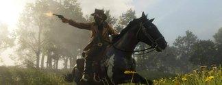 Red Dead Redemption 2: Keine Schimpfworte als Pferdenamen