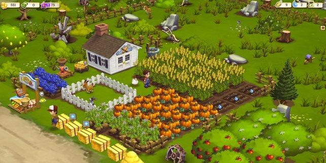 Mit Farmville ist auf Facebook Ende 2020 Schluss.