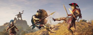 Assassin's Creed - Odyssey: Heldenschwert ist endlich im Spiel