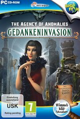 Agency of Anomalies - Gedankeninvasion