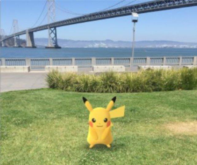Pikachu als Starter-Pokémon fangen: So funktioniert es.