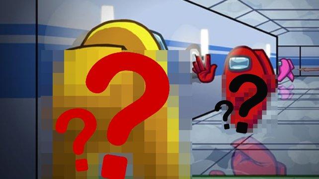 """Nach dem """"Fall Guys""""-Horror fragen wir uns, wie es wohl bei den """"Among Us""""-Figuren im Inneren aussieht?"""