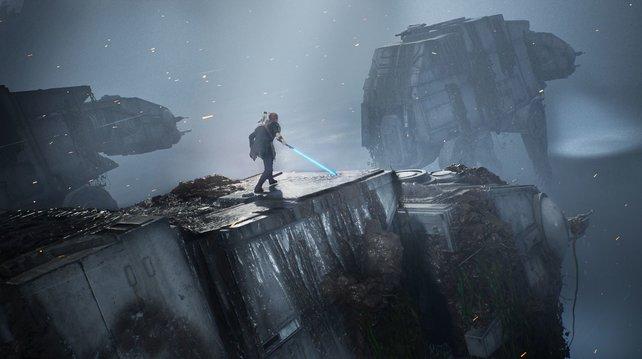 Der finanzielle Erfolg von Star Wars Jedi: Fallen Order scheint für einen Nachfolger zu sorgen.