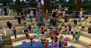 YouTuber flutet Server mit 10.000 Spielern