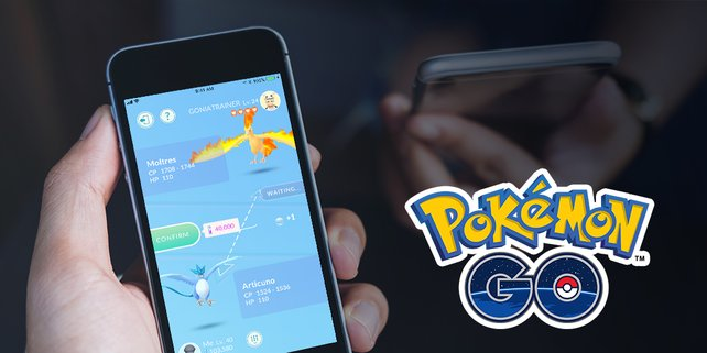 Für ein Legendäres Pokémon müsst ihr bis zu 1.000.000 Sternenstaub auf den virtuellen Tisch legen.