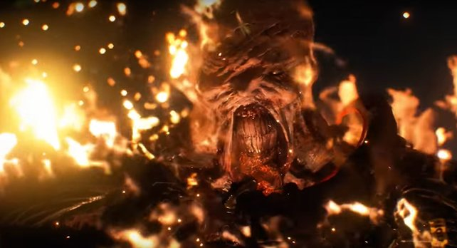 Nemesis ist die neue Bedrohung in Resident Evil 3 Remake.