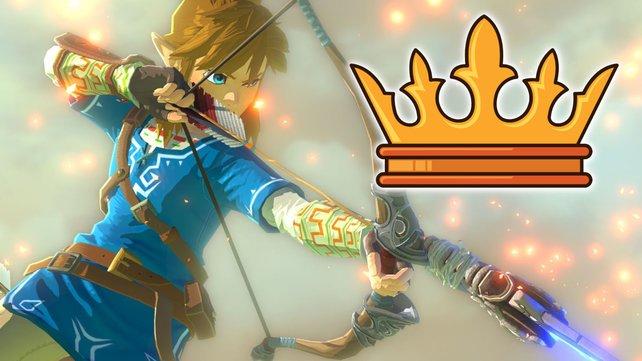 """Die """"The Legend of Zelda""""-Reihe hat viele Ableger, doch welcher ist der Beste? Wir haben entschieden! Bildquelle: Nintendo."""