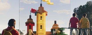 Minecraft Earth: Neues Augmented Reality-Spiel angekündigt