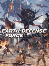 Earth Defense Force - Iron Rain