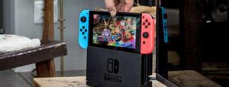 Panorama: Nintendo Switch: Video zeigt, wie Kratzer durch die Docking-Station vermieden werden können