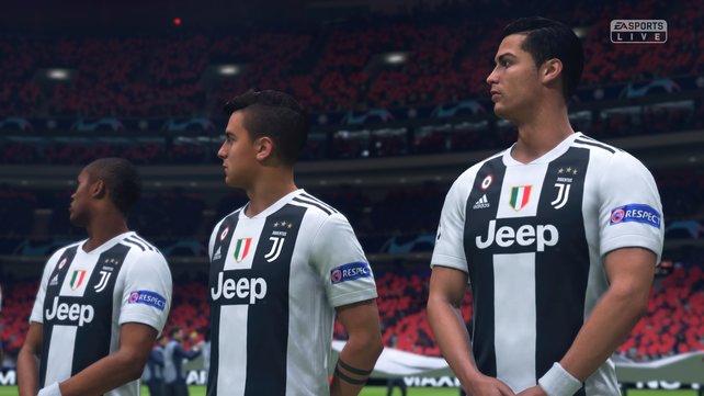 Einer der schnellsten Spieler von FIFA 19 ist hier zu sehen und es ist nicht Ronaldo!