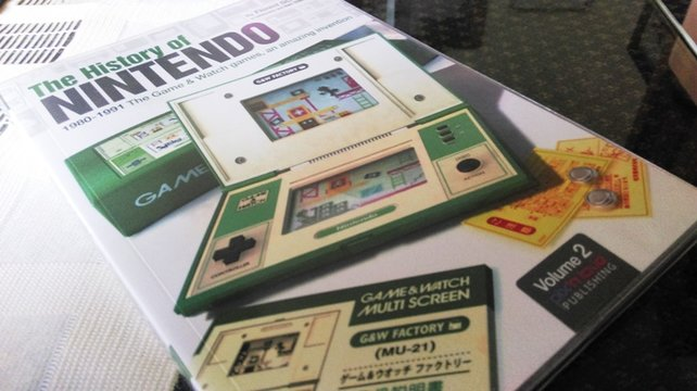 The History of Nintendo: 1980-1991 - The Game & Watch games, an amazing invention