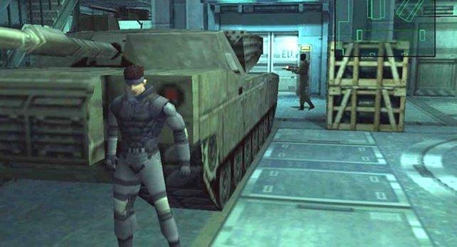 Metal Gear Solid: Kehrt das Original auf der PS5 zurück?
