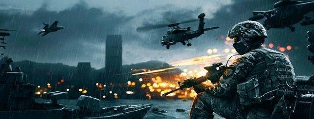 Wohin geht die Battlefield-Reise? Möglicherweise wieder in die Gegenwart, welches zuletzt bei Battlefield 4 als Szenario verwendet wurde.