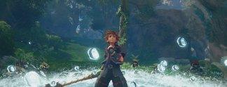 Kingdom Hearts 3: So riesig soll die Spielwelt sein