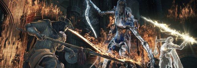 Fiese Bosskämpfe wie in Darks Souls 3, lassen so manchen Spieler verzweifeln. Doch es gibt weitaus mehr Gründe ein Spiel abzubrechen.