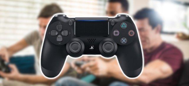 Die PS4 will euch in Zukunft leichter mit euren Freunden verbinden. Bildquelle: Getty Images / vm