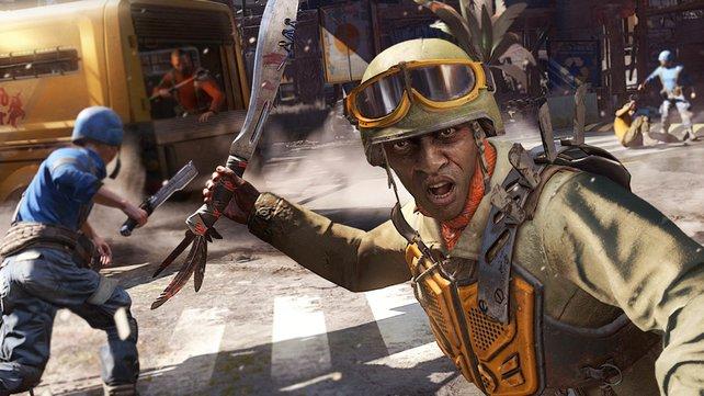 Das Entwickler-Studio ist noch nicht fertig mit Dying Light 2. Bild: Techland