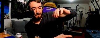Streamer zieht echte Pistole und es kommt zum Schuss