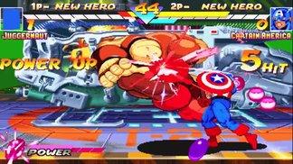 Marvel vs. Capcom Origins - Trailer