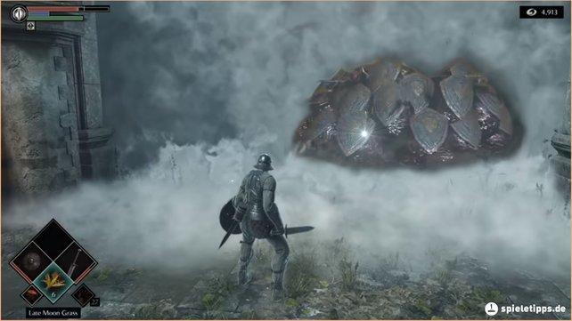 Phalanx ist bei Demon's Souls (PS5) der erste Boss, den es zu besiegen gilt.