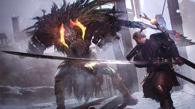 Epic Games verschenkt gerade die Dark-Souls-Alternative Nioh – und zwar inklusive aller DLCs! (Bild: KOEI TECMO GAMES CO., LTD.