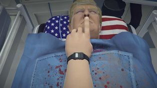 Entwickler zeigen Trump den Finger
