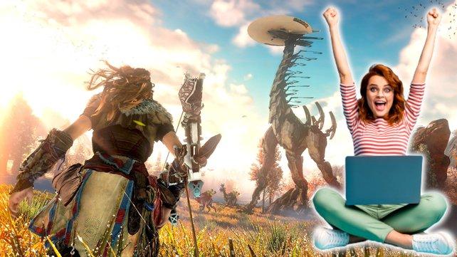 PC-Spieler haben Grund zur Freude: Bald bekommen sie weitere PS4-Exklusivspiele. (Bildquelle: Getty Images/Deagreez.)