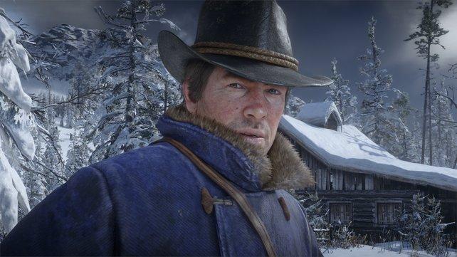 Der Anfang von Red Dead Redemption 2 ist alles andere als kuschelig.