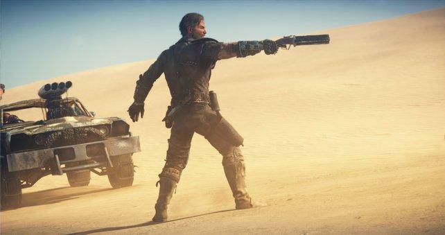 Als PS Plus-Titel im April 2018 heruntergeladen, aber immmer noch nicht gespielt: Mad Max
