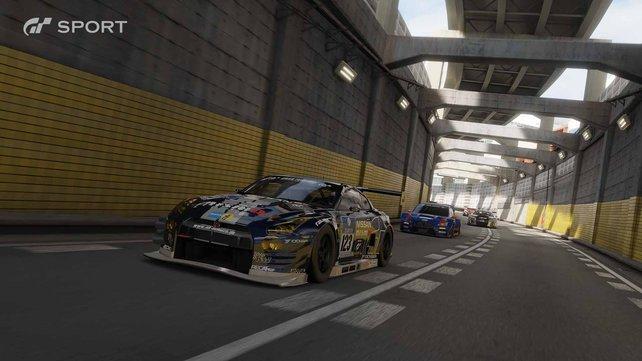 In GT Sport gibt es viele Fahrprüfungen, aber kein gewohnter Karriere-Modus.