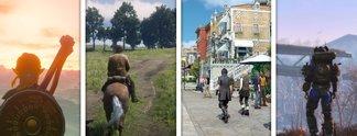 Bilderstrecken: Unsere Top 10 der aktuellen Konsolengeneration