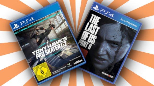 Bei MediaMarkt gibt es aktuelle Spiele-Hits gerade im Angebot.
