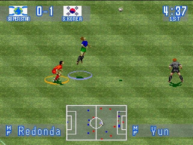 International Superstar Soccer - Der Anfang der PES Reihe