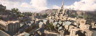 Der WoW-Meisterarchitekt | Wie ein Fan Polygonmatsche  in wunderschöne High-End-Metropolen verwandelt