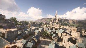 Wie ein Fan Polygonmatsche  in wunderschöne High-End-Metropolen verwandelt